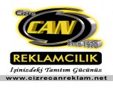 Cizre Can  Reklam